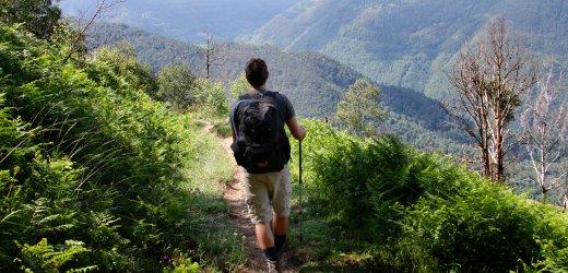 Der Weg der guten Menschen: Wandern auf den Spuren der Katharer